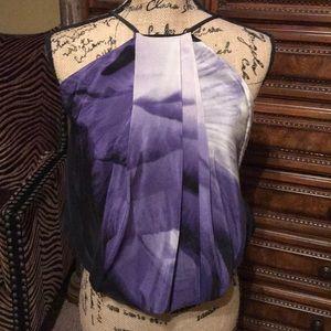 Tops - Robert Rodriguez original 100% silk blouse